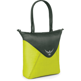 """Osprey Ultralight Stuff Tote Electric Lime"""